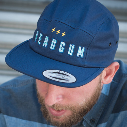 HeadGum 5-Panel Hat