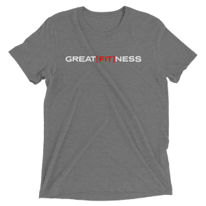GREAT[FIT]NESS - GREY