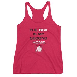 "WOMEN'S ""SECOND HOME"" TANKS - PINK"