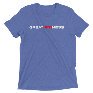 GREAT[FIT]NESS - BLUE