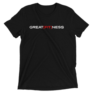 GREAT[FIT]NESS - BLACK