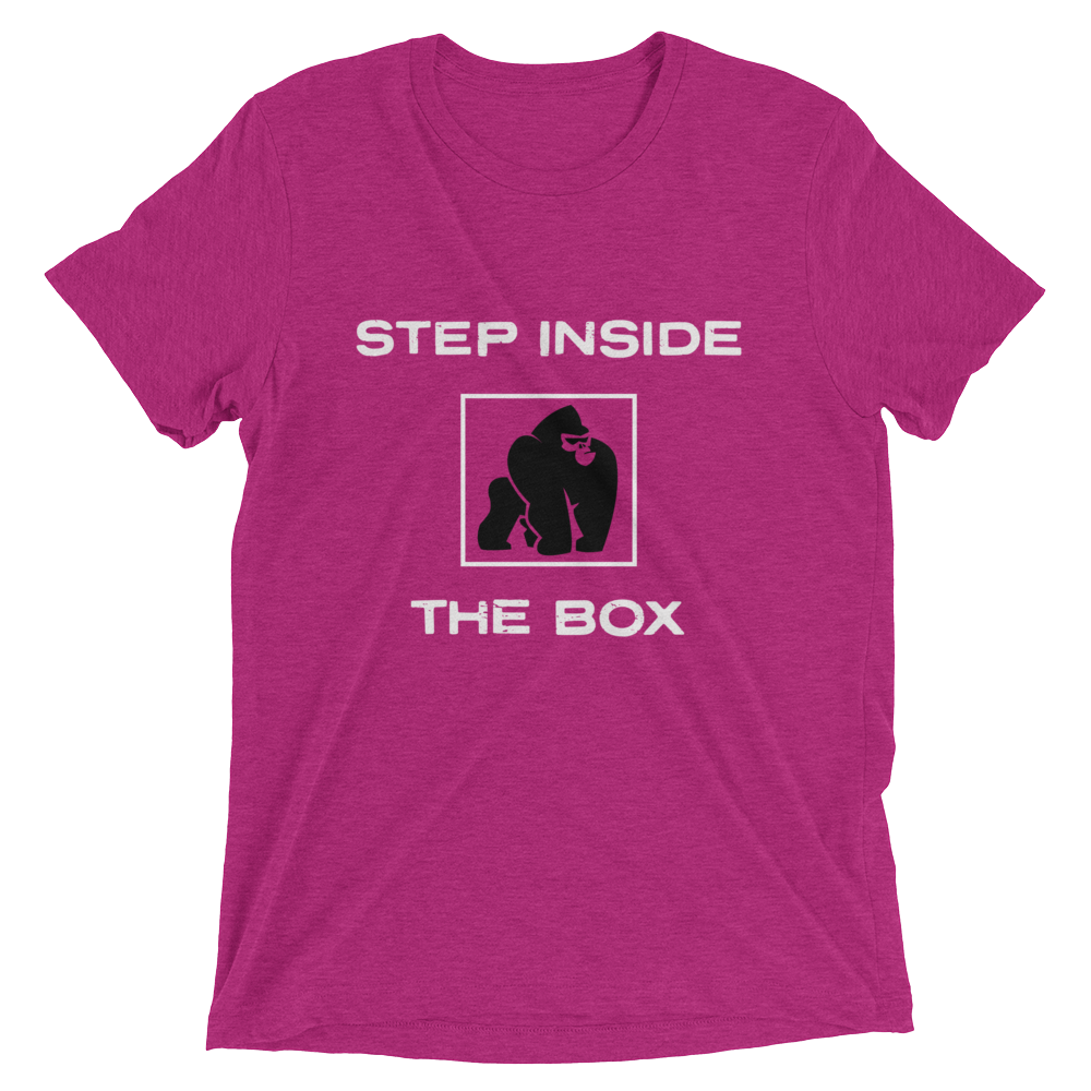 STEP INSIDE THE BOX - BERRY