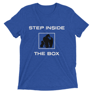 STEP INSIDE THE BOX - ROYAL