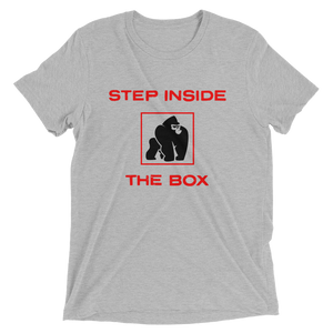 STEP INSIDE THE BOX - ATHLETIC GREY