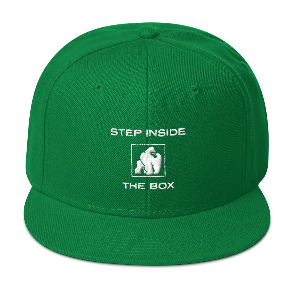 Kelly Green Snapback