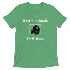 STEP INSIDE THE BOX - GREEN