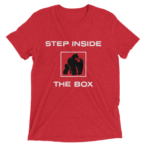STEP INSIDE THE BOX - RED