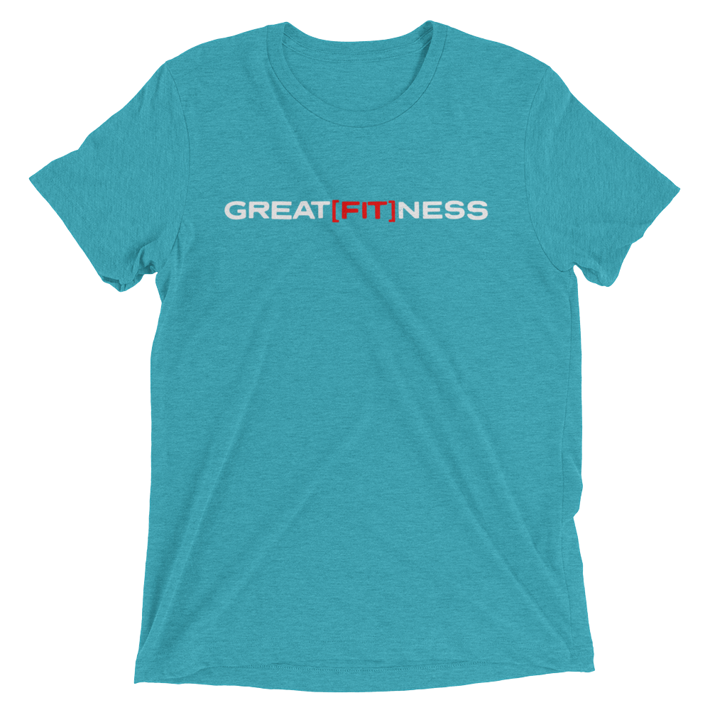 GREAT[FIT]NESS - TEAL