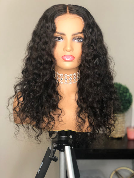 Raw Indian Deep Curly Luxury Unit