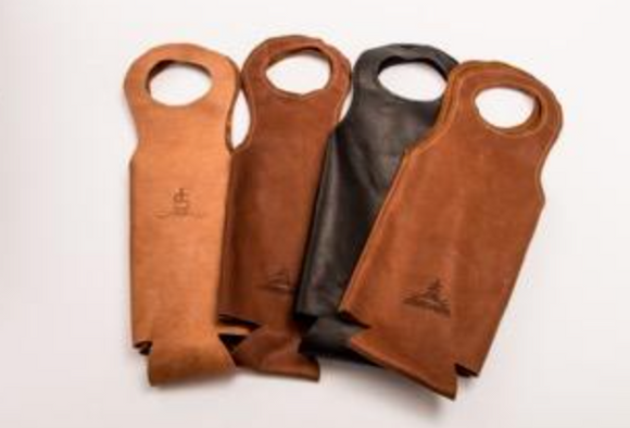 Groomsmen Gifts - Handcrafted Leather with FREE Personalization!