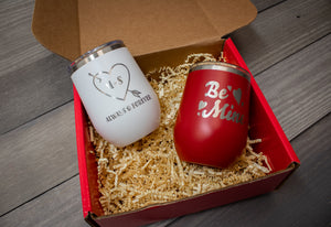 Valentine's Day Tumbler Gift Package