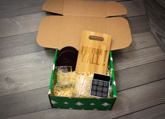 Bourbon Lover's Gift Package