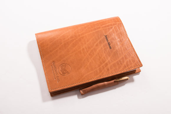 Leather Composition Notebook Cover- Firebird Group, Inc.