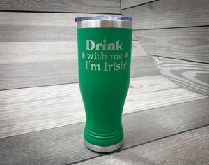 St. Patrick's Day Tumblers- Firebird Group, Inc.
