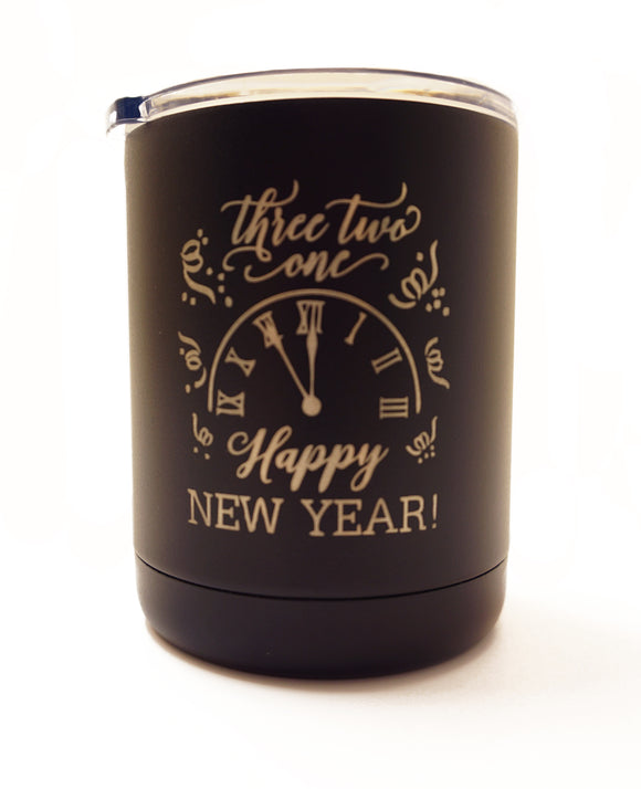 3, 2, 1 Happy New Year! Tumbler- 10 ounce