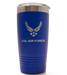 US Air Force Tumbler-20oz