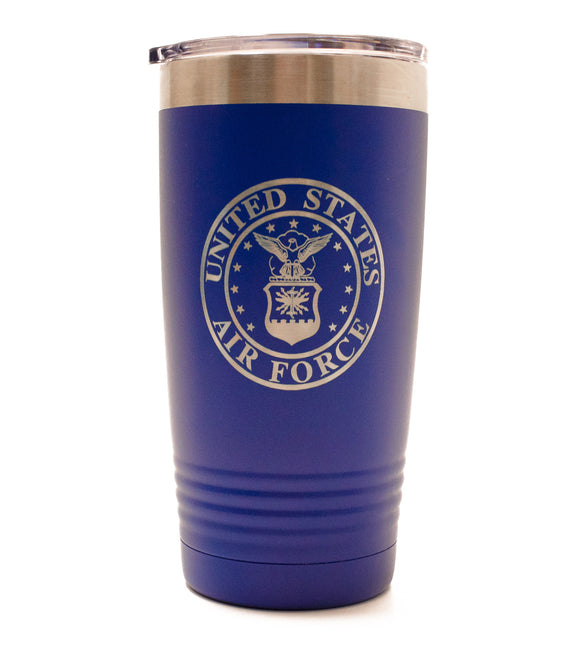 US Airforce Seal Tumbler - 20oz