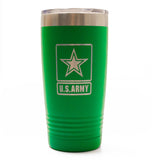 US Army Tumbler - 20oz