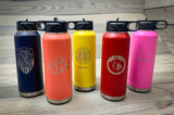 Laser Engraved Water Bottles- Firebird Group Inc