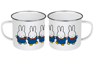 Enamel Mug - Multiple Miffy