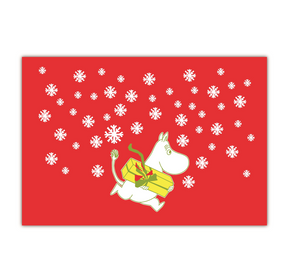 Table Mat - Christmas Moomin