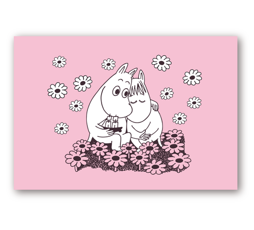 Table Mat - Moomin Love-Rosie Sorrell