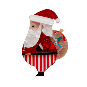 Erstwilder - Santa Clause Brooch