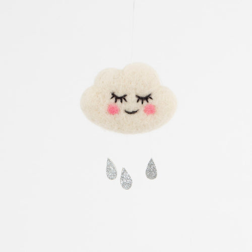 Hanging Decoration - Cloud