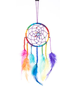 Dream Catcher - Rainbow Mini
