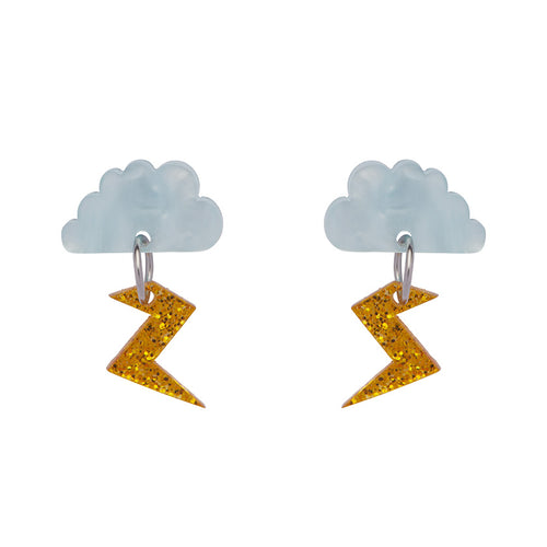 Erstwilder - Boom, Crash Earrings