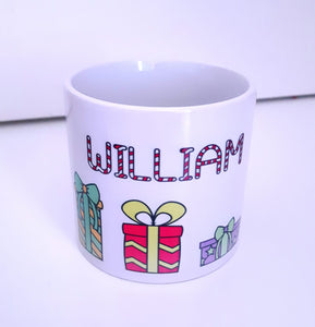 Children's Personalised Mug - Presents-Rosie Sorrell