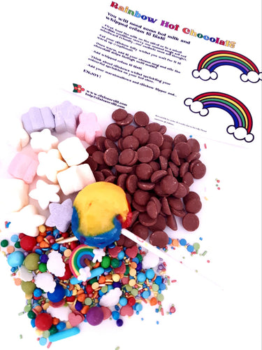 Hot Chocolate Kit - Rainbow-Rosie Sorrell