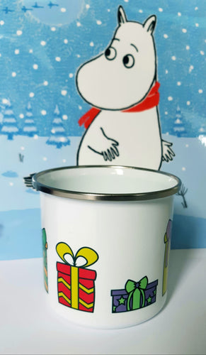 Enamel OR Ceramic Mug - Christmas Presents-Rosie Sorrell