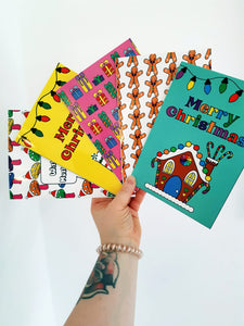 Christmas Cards - Pack of 5