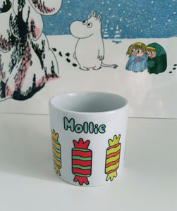Children's Personalised Mug - Sweets