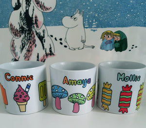 Children's Personalised Mug - Ice Cream