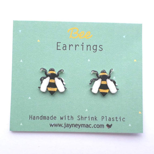 Bee Earrings-Rosie Sorrell-Rosie Sorrell