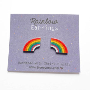 Earrings - Rainbow