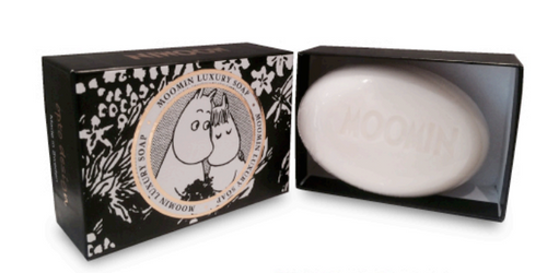 Soap - Moomin and Snorkmaiden-Rosie Sorrell-Rosie Sorrell