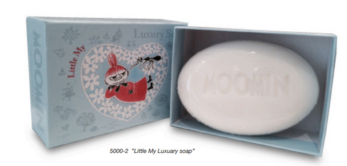 Soap - Little My (Moomins)-Rosie Sorrell-Rosie Sorrell