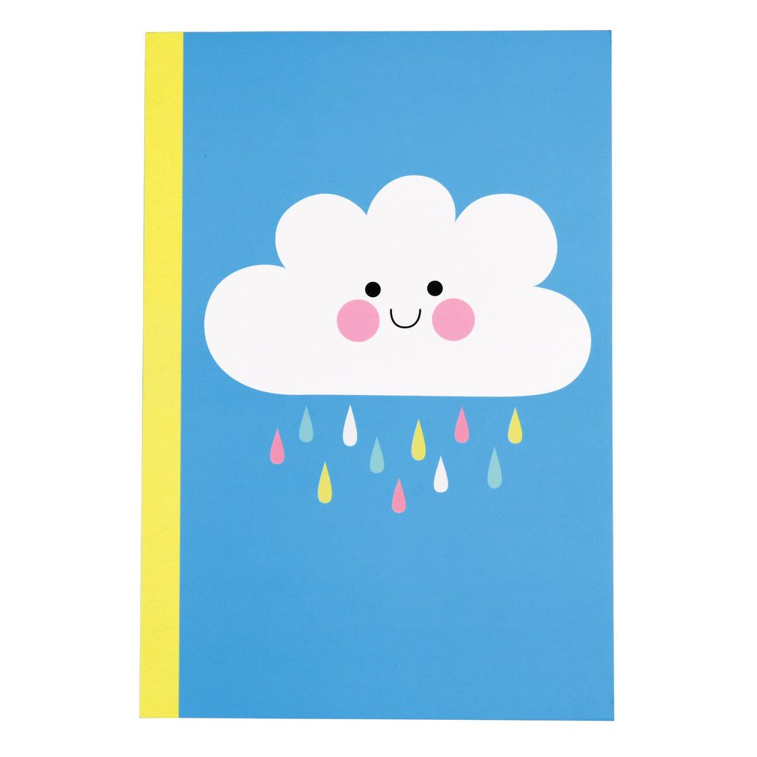 Notebook - Happy Cloud A5-Rex London-Rosie Sorrell
