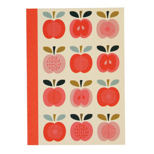 Notebook - Vintage Apple A6-Rex London-Rosie Sorrell