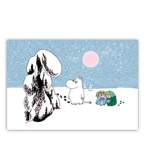 Table Mat - Moomin Snow 2