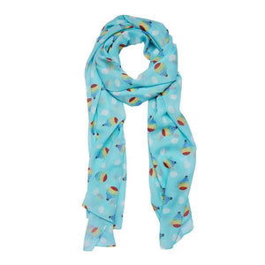 Up In The Clouds Scarf-Erstwilder-Rosie Sorrell