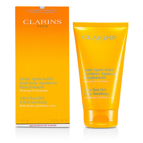 Clarins by Clarins After Sun Gel Ultra Soothing--150ml/5.3oz