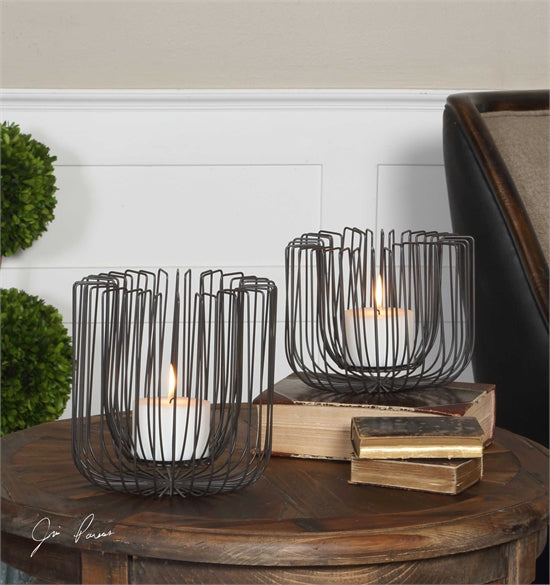 Flare Candleholders