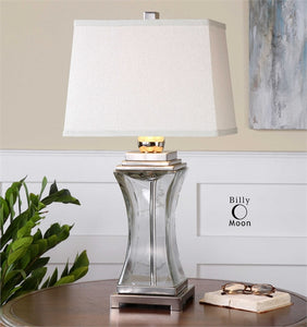 Fulco crystal lamp