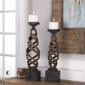 Abrose Candleholders /2