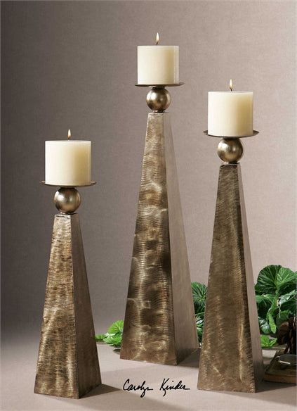 Cesano Candleholders /3