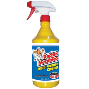 Dr. Mecanico Multipurpose Cleaner & Degreaser - Original Scent 32 oz.